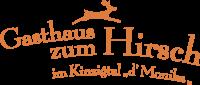 Kunde Monika Gasthaus Hirsch Logo