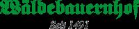 Kunde Waeldebauernhof Logo