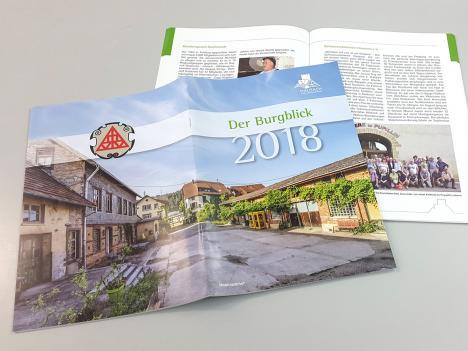 Druck Burgblick 2018