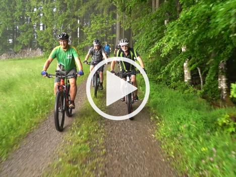 E Bike Naturdusche
