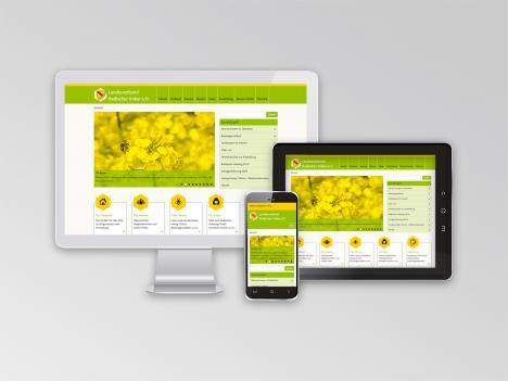 Internetseite Landesverband Badischer Imker e.V.