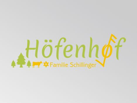 Logoentwicklung Höfenhof, Schiltach-Lehengericht