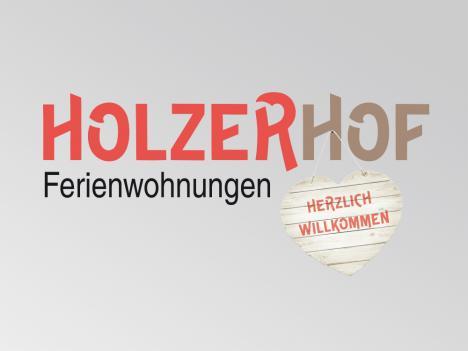 Logoentwicklung Holzerhof Ferienwohnungen
