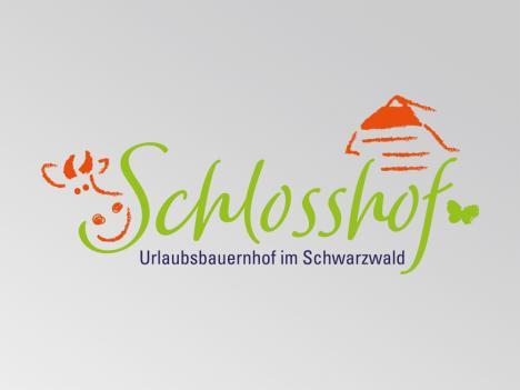Logoentwicklung Schlosshof, Elzach