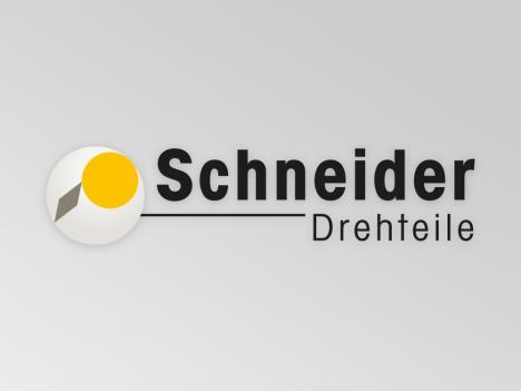 Logoentwicklung Schneider Drehteile, Gutach