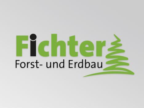 Logoentwicklung Fichter Forst- und Erdbau, Wolfach-Kirnbach