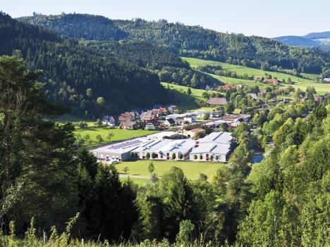 Schneider Drehteile, Gutach