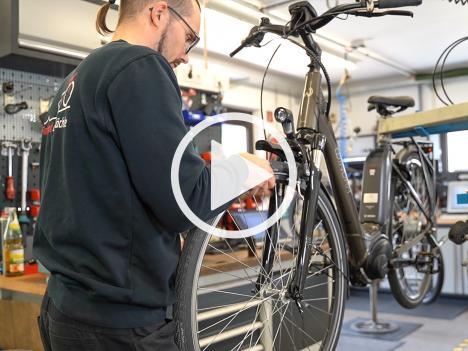 Wolftal Fahrrad Am Baechle