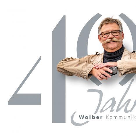 40 Jahre Wolber Kommunikation