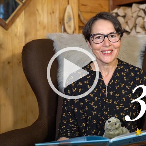 Hausacher Bilderbuchadvent - Doris Pütz