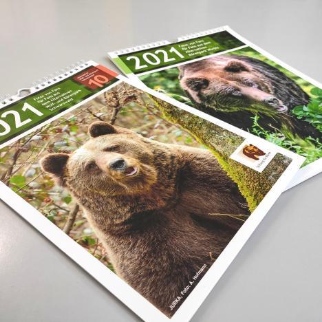 Bärenkalender 2021