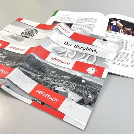 Druck Burgblick 2020