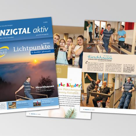 "Magazin ""Kinzigtal aktiv"""