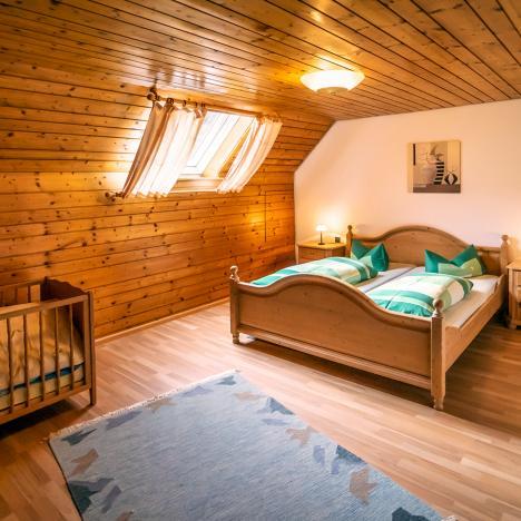 4 Sternen Ferienwohnung Fuchsbau im Vogtadeshof