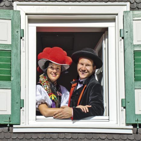 Tradition Kirnbacher Bollenhut Talwegle
