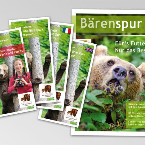 Werbestrategei Alternativer Wolf- und Bärenpark