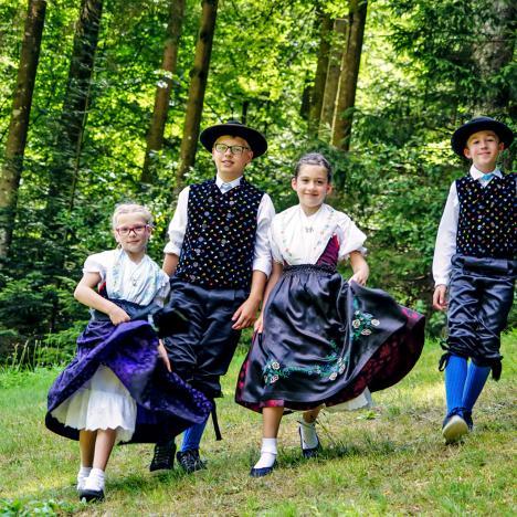 Fürstenberger Kinder-Trachten