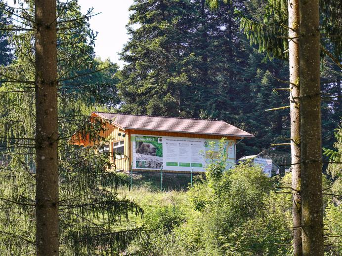 Bärenpark Banner Reha