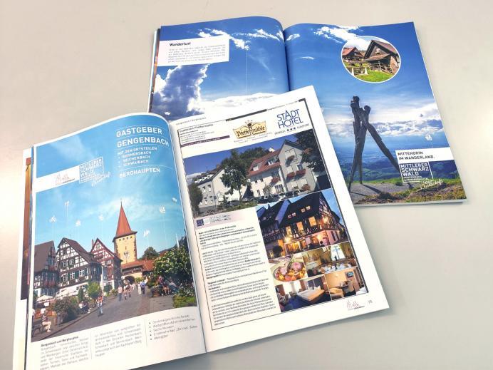 Gastgeberverzeichnis Mittlerer Schwarzwald 2020