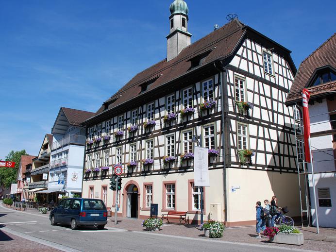 Elektro Schillinger, Referenz Hausach Rathaus