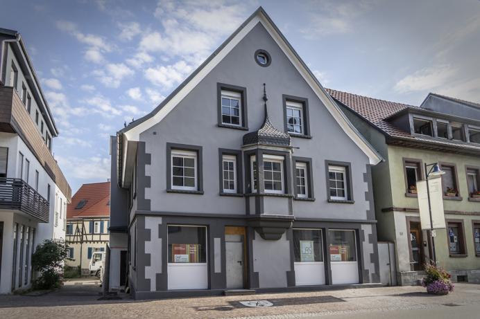 Vollmer Bau, Referenz: Altbausanierung, Hausach