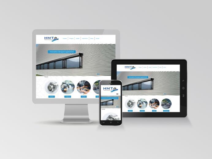 Internetseite HMT, Steinach