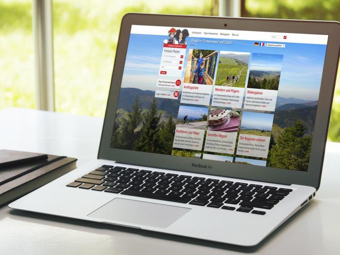 Internetseite Infobaum-Netzwerk