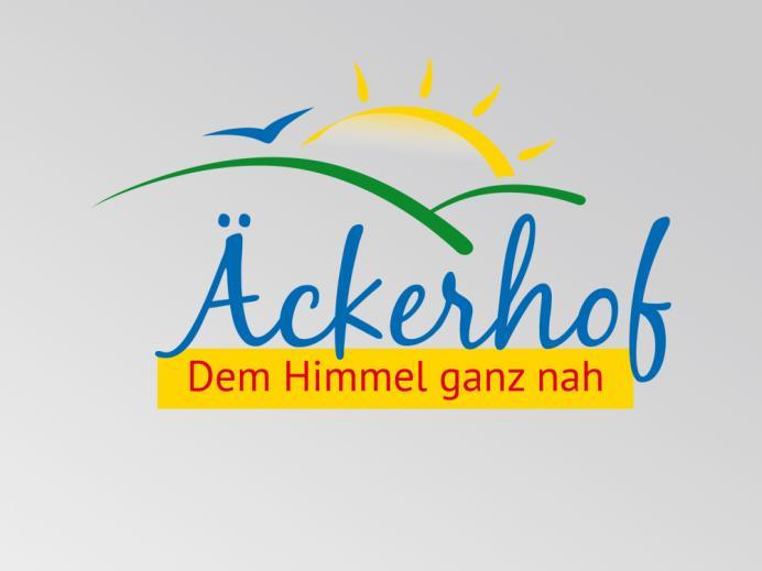 Logoentwicklung Aeckerhof