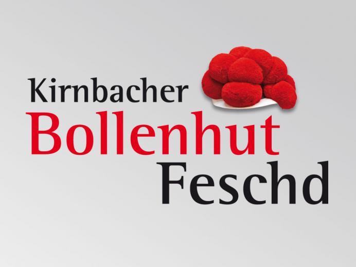 Logoentwicklung Karl Woehrle Weg Bollenhut Feschd