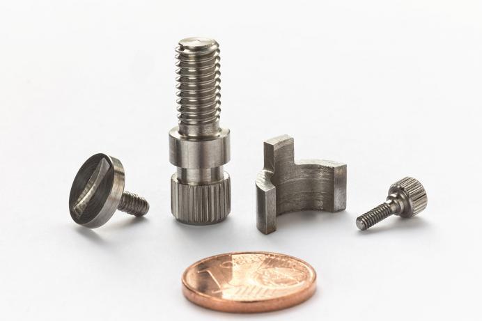 Kunow CNC-Technik, Baugruppen