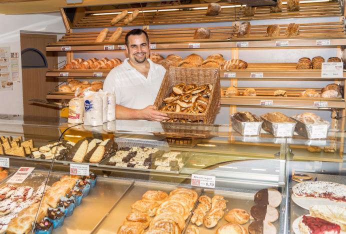 Soziale Medien:  Wolftäler Qualität - Bäcker Leist