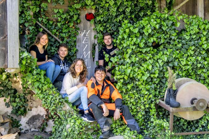 Dohlenbacherhof Familie