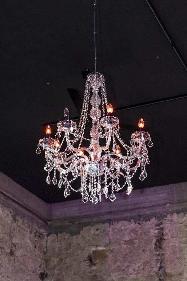 Landhaus Hechtsberg, Beleuchtung Scheune