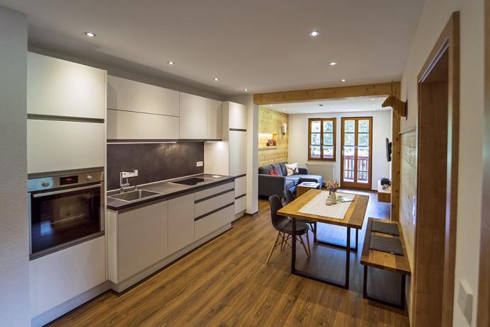 Martinhansenhof, Küche