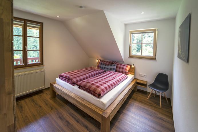 Martinhansenhof, Schlafzimmer