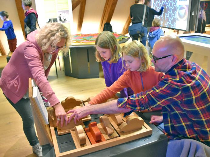Museum für Mineralien und Mathematik, Oberwolfach
