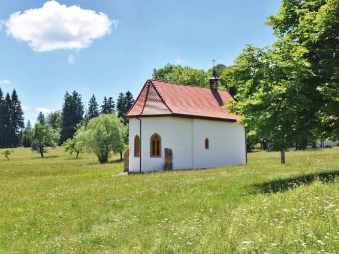 Rossberg Kapelle Schenkenzell