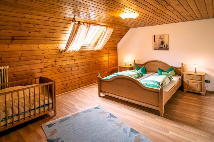 4-Sterne Ferienwohnung Fuchsbau im Vogtadeshof