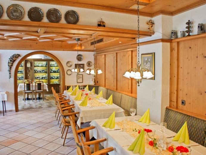 Landgasthof Walkenstein, Restaurant