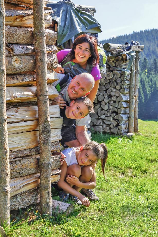 Familienspaß im Wolftal