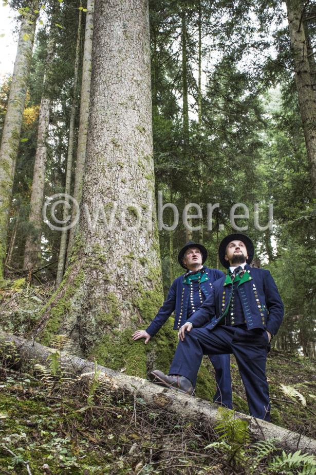 Lehengericht Tracht - Unser Wald!