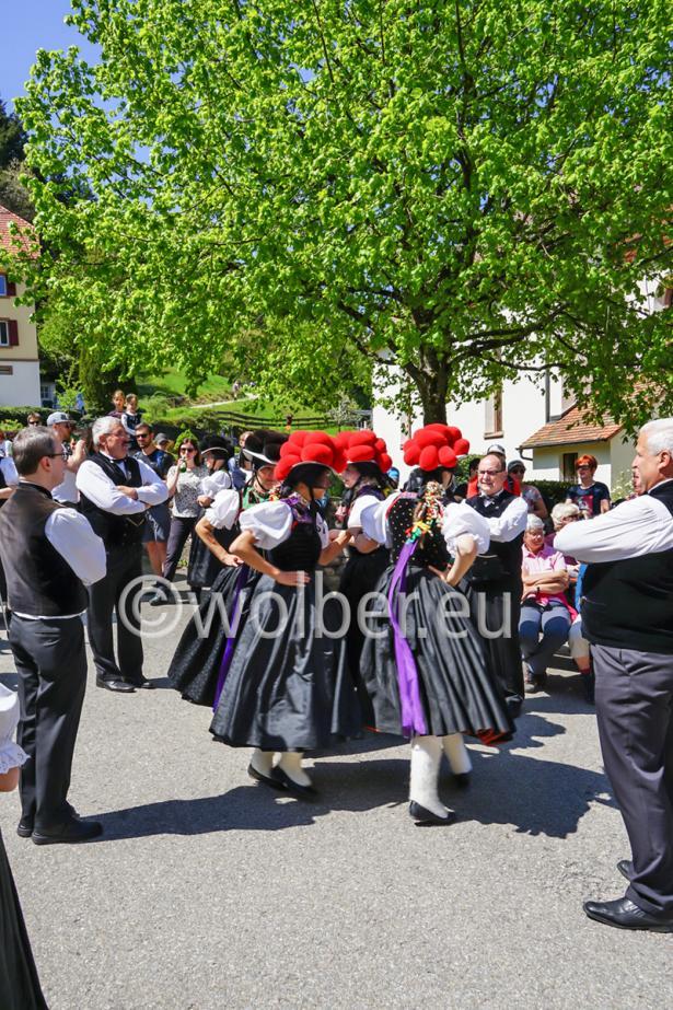 Trachtentanz in Kirnbach