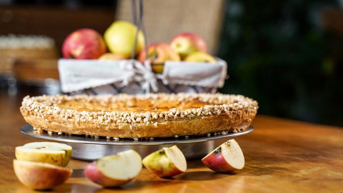 Apfelkuchen - Bäckerei Waidele
