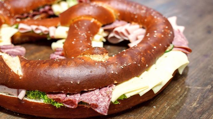 Partybrezel - Bäckerei Waidele