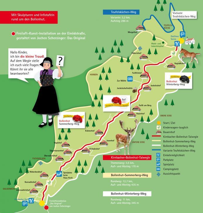 Übersicht-Karte Bollenhut Talwegle