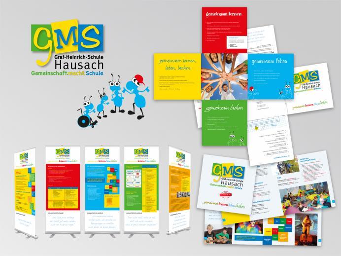 Werbestrategie Graf Heinrich Schule