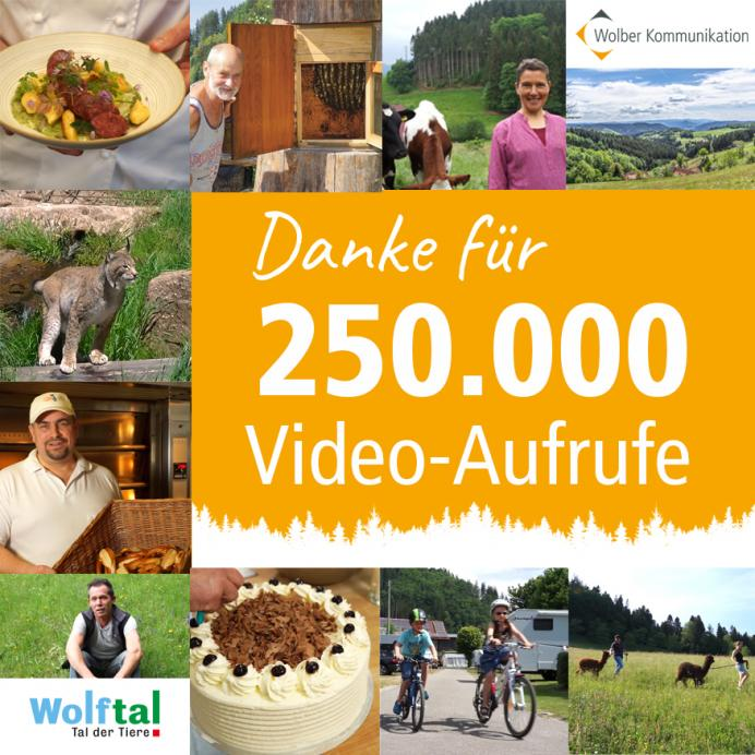 Wolftal Danke